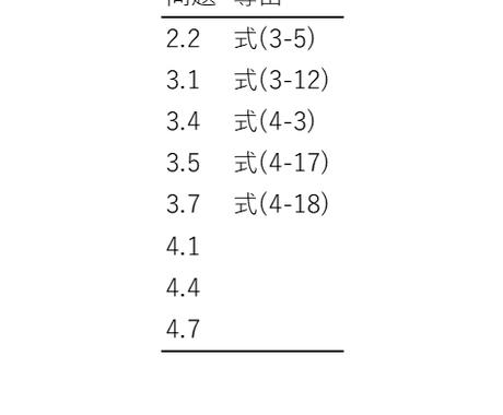 定期試験コンサルします 最速で単位をとれるようコンサルします イメージ1