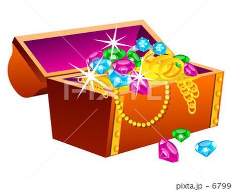 ラッキーアイテム教えます ご希望のシチュエーションでのラッキーアイテムをご紹介! イメージ1