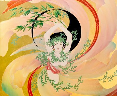 天鈿女命の「追わせる女性」マントラを送ります アナタのセクシャルの部分が開花上昇して意中の人を虜に・・・ イメージ1