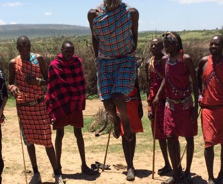 ケニアの旅のコツを教えます! イメージ1