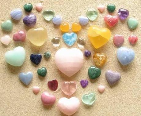 本当に恋愛に効くパワーストーンお伝えします チャネリングであなたの恋愛に特化した石が導き出せます☆ イメージ1