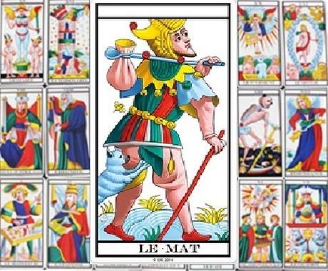 次回10月予定!当たるタロット鑑定法を教えます タロット魔術の基礎を学びませんか? イメージ1