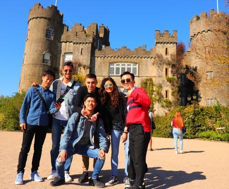 アイルランド留学・旅行の不安や疑問を解消します 首都ダブリンに8ヶ月間住んだ生の経験からアドバイス致します! イメージ1