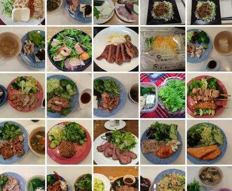 しっかり食べて痩せられる食事マニュアルを紹介します 「糖質制限中でも食べられる食材」「私が実際に試した食事紹介」 イメージ1