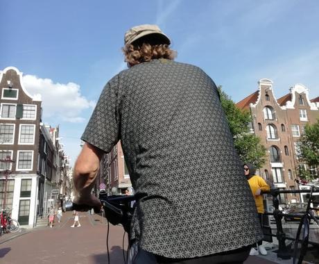 オランダ・アムステルダムからオンラインツアーします 毎日開催☆30分☆プライベートMINIオンライン旅行 イメージ1