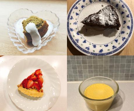 糖質9.5g未満のスイーツレシピ4つ教えます 今年の巣ごもりは太りにくいおやつにしませんか?ダイエットにも イメージ1