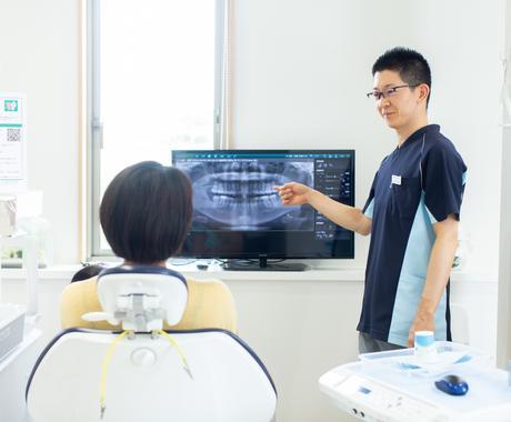 歯医者についてのご相談、なんでもお答えいたします 岡山市北区の歯科医院開業医です イメージ1