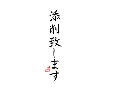 お名前が綺麗に書けるようお手伝いします 書家があなたの字の癖を見抜いて添削、お手本で美文字へ イメージ1
