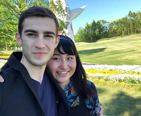 国際カップルでトルコ語翻訳します N1相当の外国人彼氏と日本人彼女でトルコ語翻訳受け付けます。 イメージ1