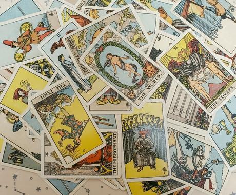 西洋占星術と78枚のフルデッキを使って占います open企画※レビューお願いします イメージ1