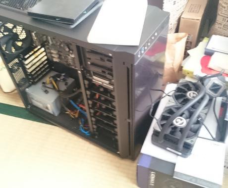 初めてパソコンを自作される方向けに、自作パソコンのスペックとお値段を提案します イメージ1