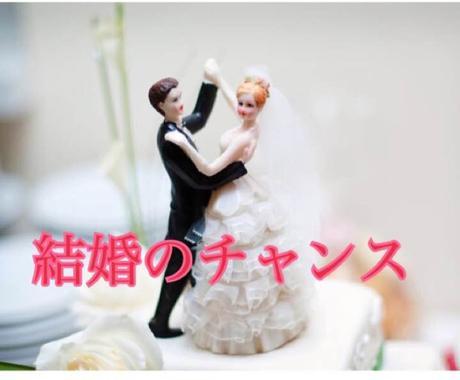 結婚の時期と結婚相手 占います 本格四柱推命恋愛鑑定 2400~3100文字のボリュームです イメージ1
