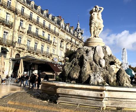 フランス・モンペリエのおすすめスポットを紹介します ☆フランス留学経験者がアドバイス☆観光地・レストランetc イメージ1