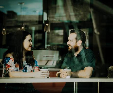 仮想コーヒー店。元バリスタが易タロットで占います 【対面10分のイメージで】バリスタと占いを楽しみませんか☺︎ イメージ1