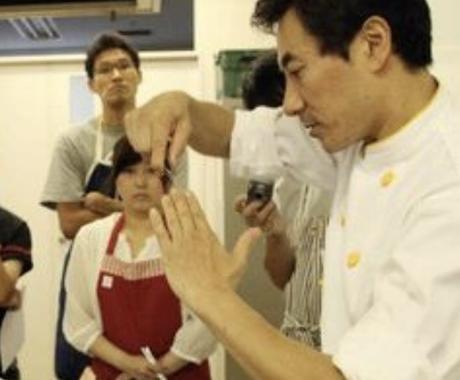 魚のおろし方、刺身盛り合わせの作り方教えます 料理教室講師も務める現役調理師が魚の調理法しっかり教えます イメージ1