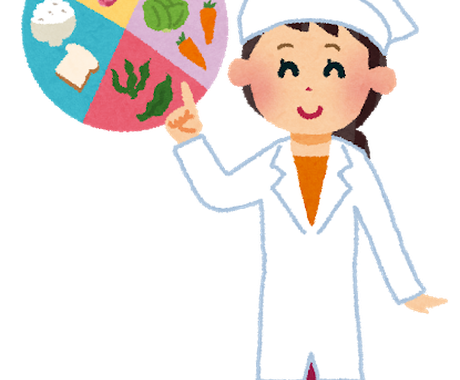 栄養相談、栄養価計算、栄養に関する相談承ります 管理栄養士が栄養に関する相談にのります! イメージ1