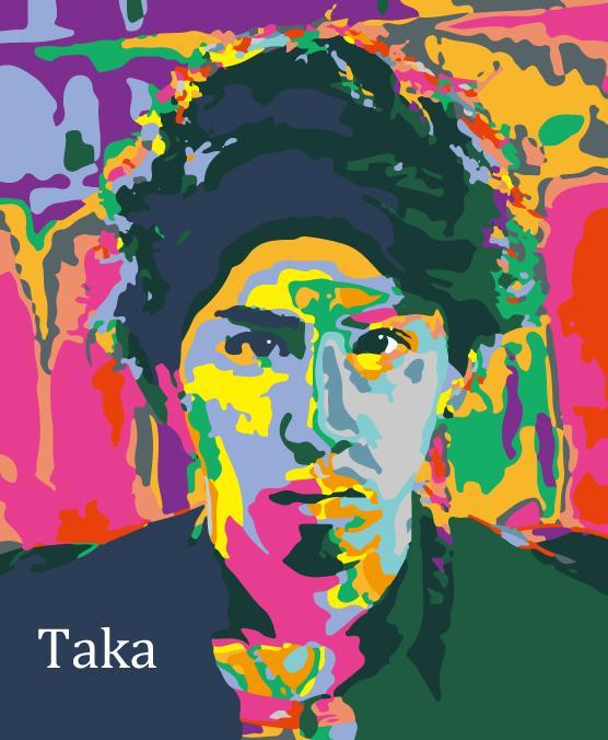 Taka From One Ok Rock Tondemo Natsukoさん デザイナー のポートフォリオ ココナラ