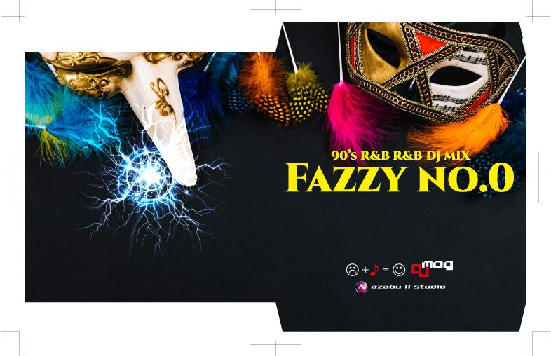 FAZZY NO 0 DJ mog   azabu11studioさん(クリエイティブ